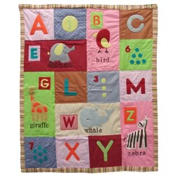 A is 4 Cot Quilt