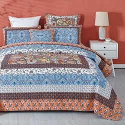Captivate Paisley Bedspread Sets
