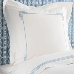 Amalfi Blue Sheet Set