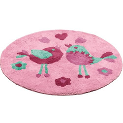 Fifi Love Birds Floor Rug