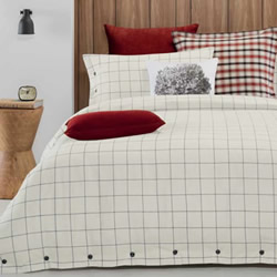 Tyne Flannelette Quilt Cover Set