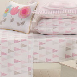 Jensen Pink Sheet Set