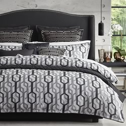 Fraser Pewter Quilt Cover Set
