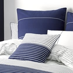 Axon Blue European Pillowcase