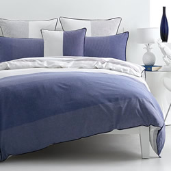 Dax Navy Quilt Cover Set