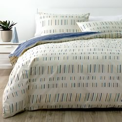 Matchstick Quilt Cover Set