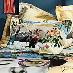 Collage Standard Pillowcase