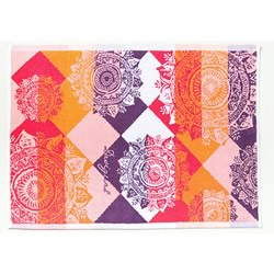 Romantic Jacquard Bath Mat
