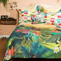 Sauvage Quilt Cover Set