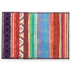 Tribal Galactic Bath Mat