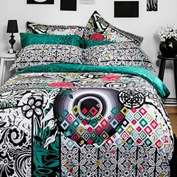 BW Luxury Quilt Cover Set