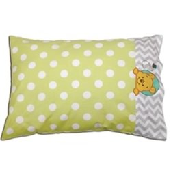 Pooh A is For Apple Pillowcase