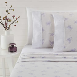 Lyla Lavender Sheet Set