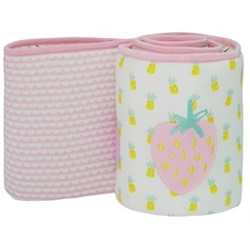 Berry Sweet Cot Bumper
