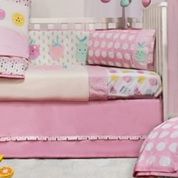 Berry Sweet Cot Sheets