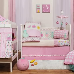 Berry Sweet Nursery Set