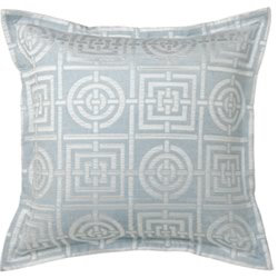 Circles & Square Sky European Pillowcase