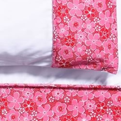 Blossom Cot Sheet Set