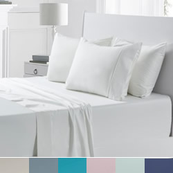 300TC Cotton Sateen Sheet Set