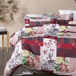 Abbey Quilt Cover Set
