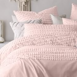 Betty Blush European Pillowcase