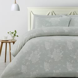 Cecily Blue Quilt Cover Set