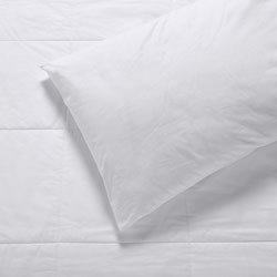 Cotton Standard Pillow With Cotton Cover
