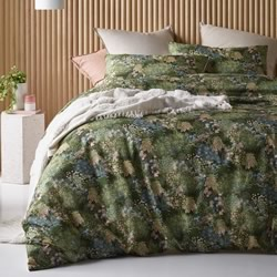 Emerald Hill Quilt Cover Set