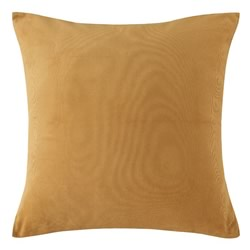 Gold Harmony Corduroy European Pillowcase
