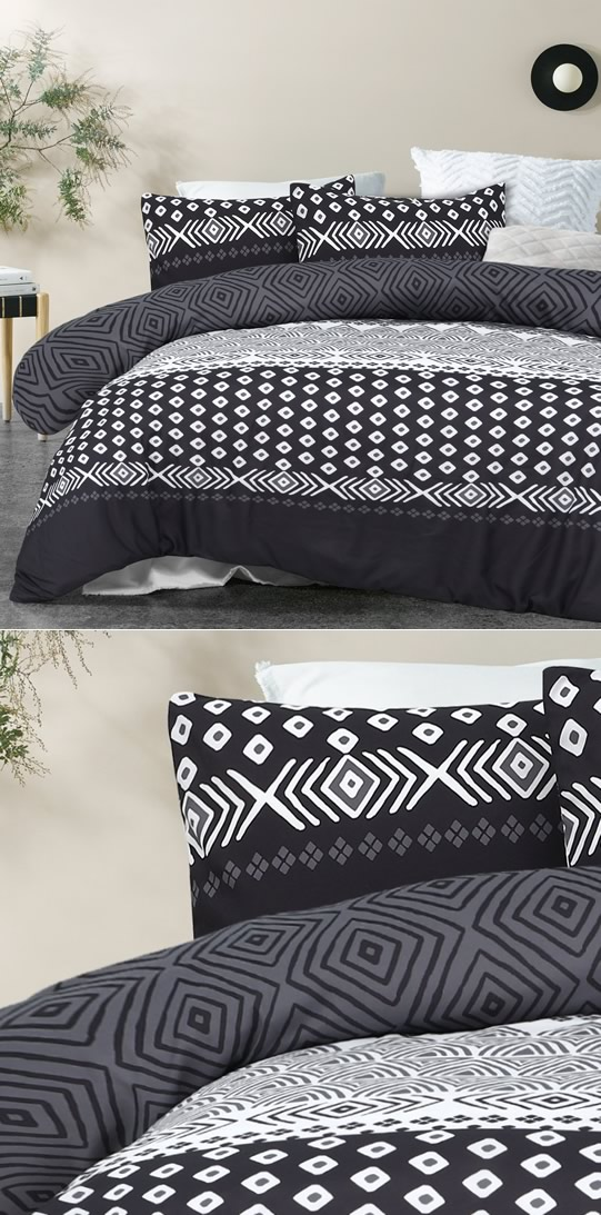Hana Quilt Cover Set By Accessorize