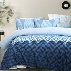 Luca Quilt Cover Set