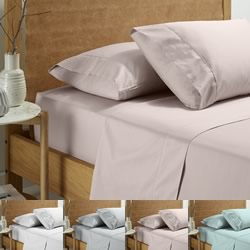 Vintage Washed Cotton Sheet Sets