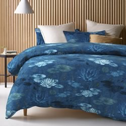 Water Lily Quilt Cover Set