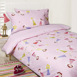 Fairy Rings Quilt Cover Set