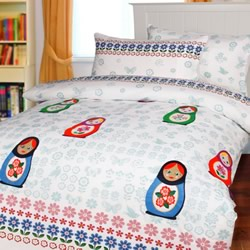 Chenka Quilt Cover Set