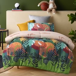Big Dinosaur Comforter Set