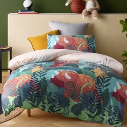 Big Dinosaur Quilt Cover Set