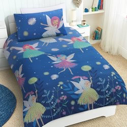 Moonlight Fairies Quilt Cover Set