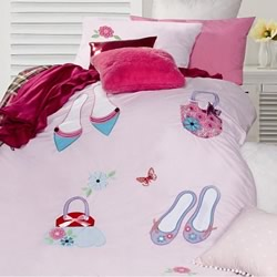 Dress Me Up Quilt Cover Set