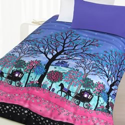 Enchanted Forest Quilt Cover Set