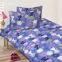 Kool Cat Quilt Cover Set