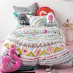 Chiquita Quilt Cover Set