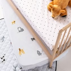 Dog For Days Cot Sheets