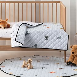 Dog For Days Cot Coverlet