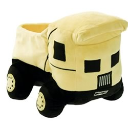 Danny Dump Truck Novelty Cushion