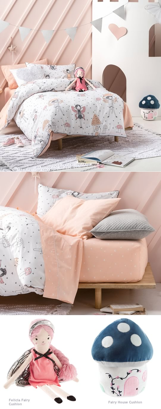Enchanted Bedlinen