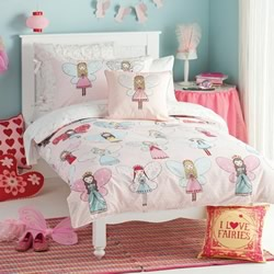 Fairy Dress Up Quilt Cover Set