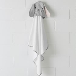 Hippity Hop Hooded Towels