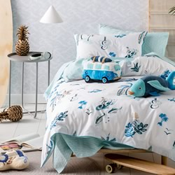 Surfari Quilt Cover Set