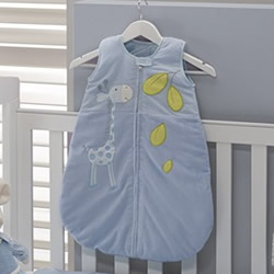 Baby Boy Giraffe Sleep Suit
